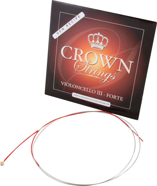 Crown By Larsen Cello String G Forte 4/4