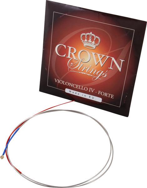 Crown By Larsen Cello String C Forte 4/4