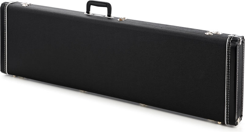Fender Black Tolex Bass Case LH