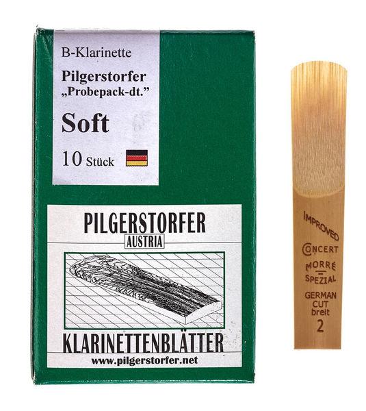 Pilgerstorfer Trial Pack Germ. Bb-Cla. soft