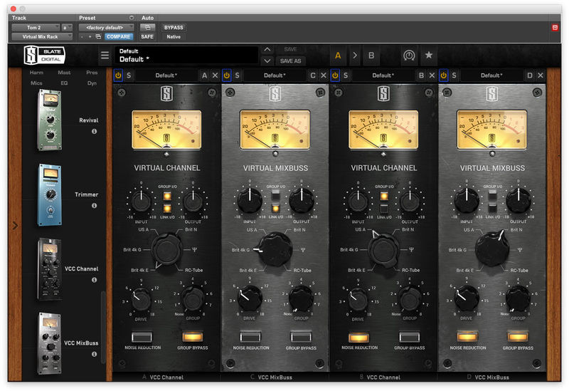 Slate Digital VBC/VTM/VCC Bundle