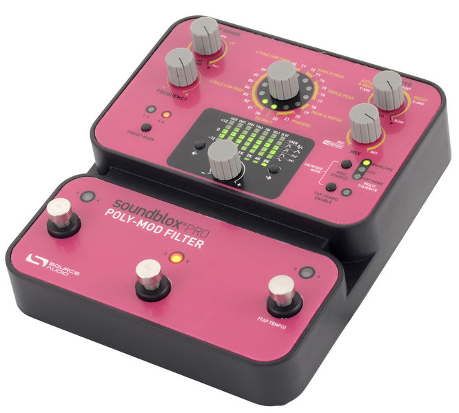 Source Audio SA144 Soundblox Pro Polymod