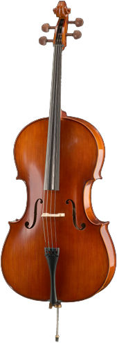 Alfred Stingl by Höfner AS-185-C 1/8 Cello Outfit