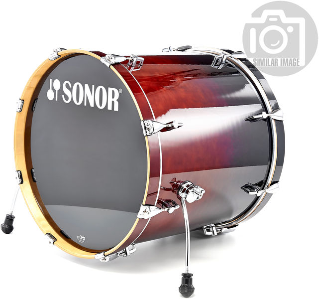 "Sonor 22""x17"" BD Essential BrownFade"