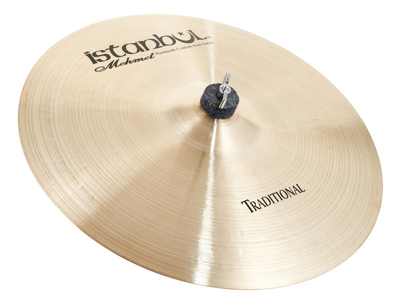 "Istanbul Mehmet 15"" Medium Crash Traditional"
