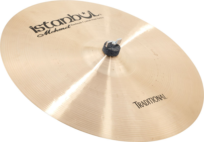 "Istanbul Mehmet 18"" Medium Crash Traditional"