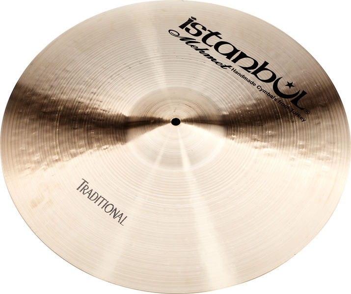 "Istanbul Mehmet 19"" Medium Crash Traditional"
