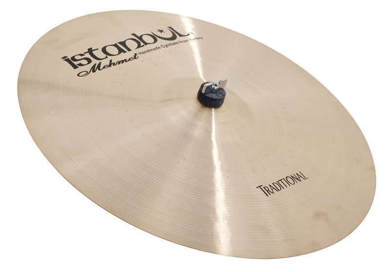 "Istanbul Mehmet 20"" Medium Crash Traditional"