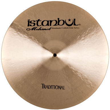 "Istanbul Mehmet 14"" Thin Crash Traditional"