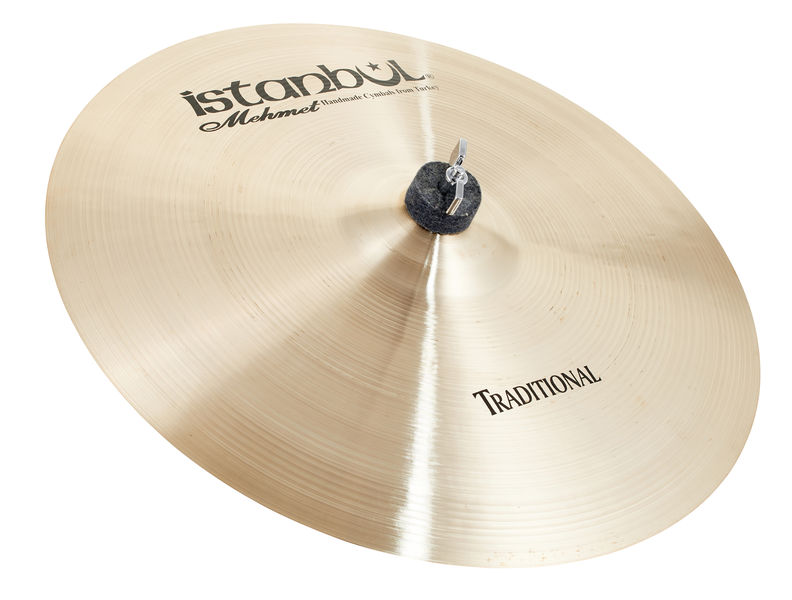 "Istanbul Mehmet 15"" Thin Crash Traditional"