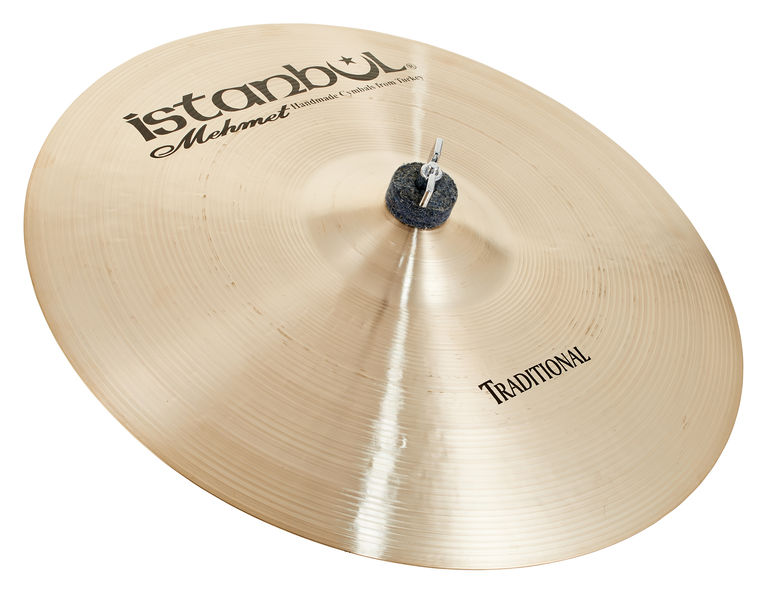 "Istanbul Mehmet 16"" Thin Crash Traditional"