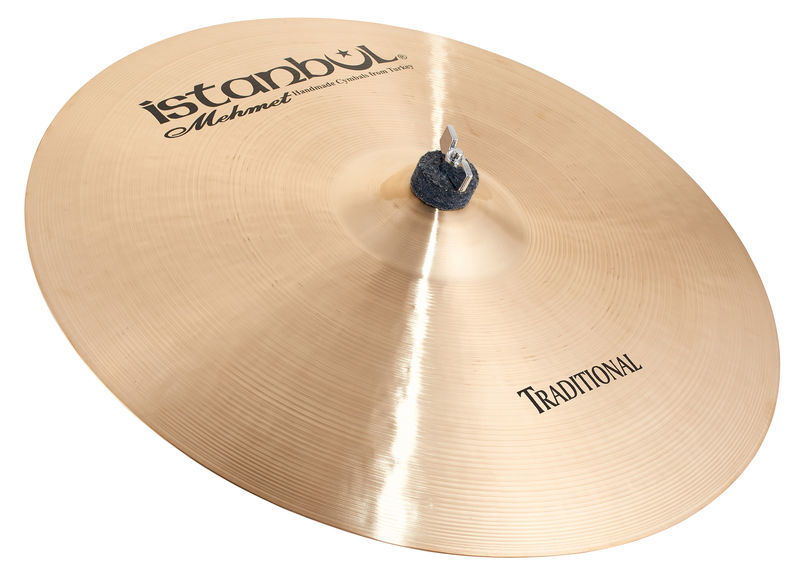 "Istanbul Mehmet 18"" Thin Crash Traditional"