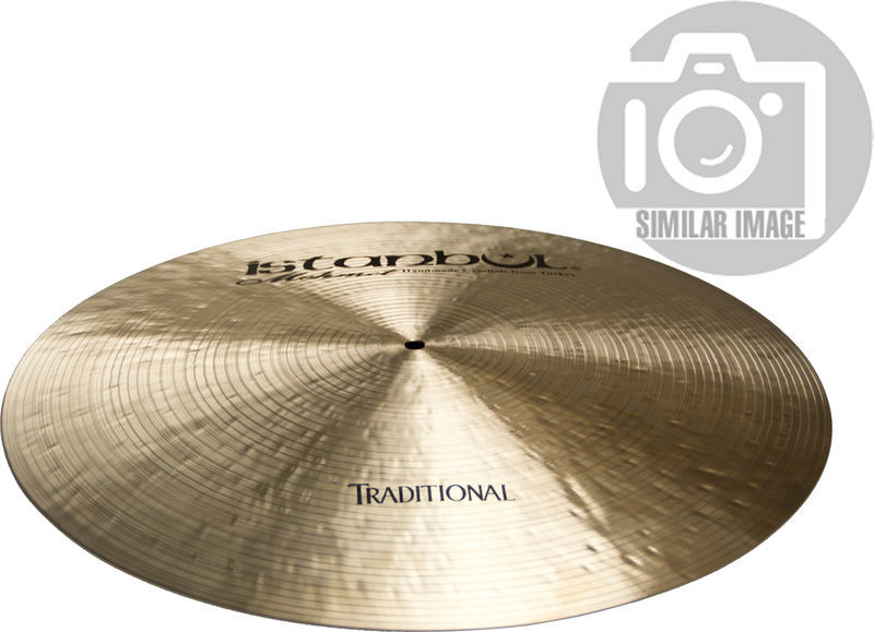 "Istanbul Mehmet 18"" Sizzle Flat Ride Tradition"
