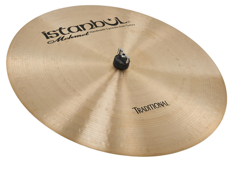 "Istanbul Mehmet 20"" Sizzle Flat Ride Tradition"