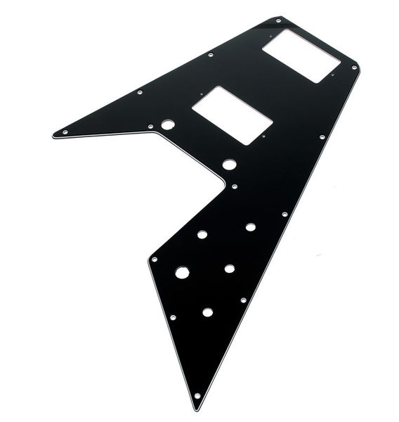 Göldo Pickguard V-Style black