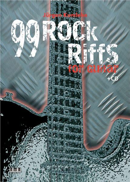 AMA Verlag 99 Rock-Riffs