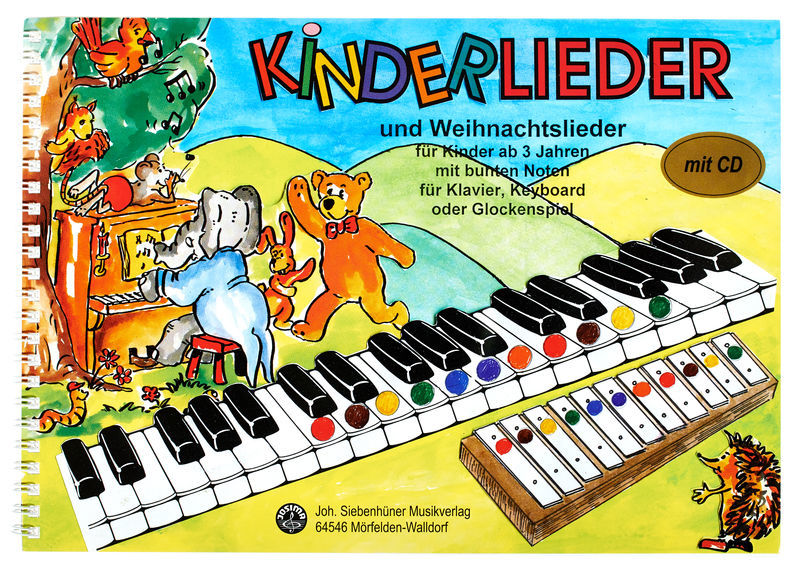 Kinderlieder Siebenhüner Musikverlag