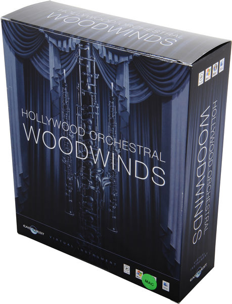 EastWest Hollywood Orchestral Wood Mac