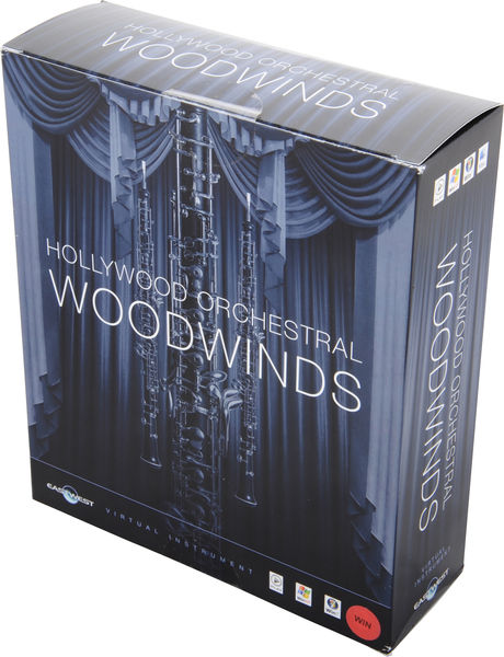 EastWest Hollywood Orchestral Wood Win