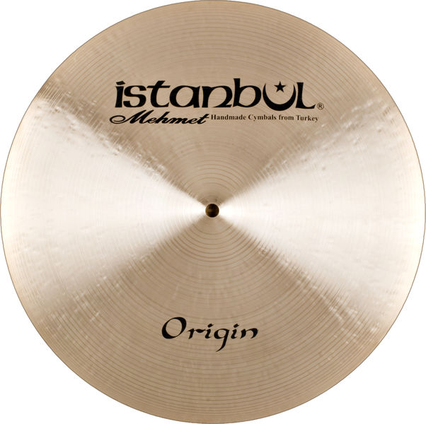 "Istanbul Mehmet 16"" Crash Origin Series"