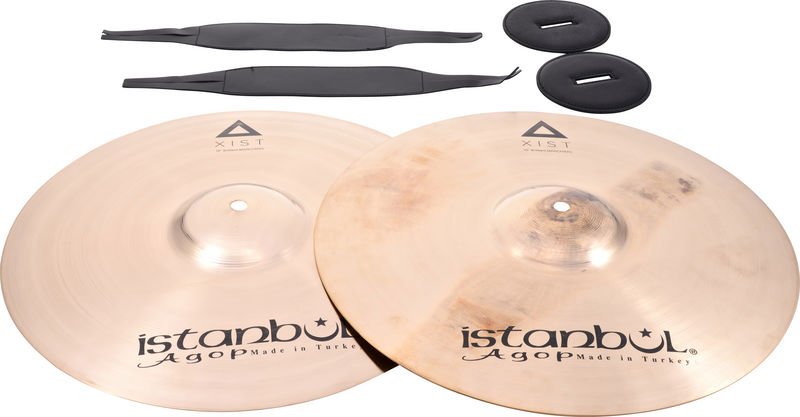 "Istanbul Agop Marching 16"" Xist Brilliant"