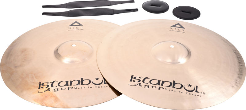 "Istanbul Agop Marching 20"" Xist Brilliant"