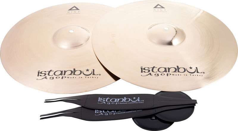 "Istanbul Agop Orchestral 18"" Xist Brilliant"