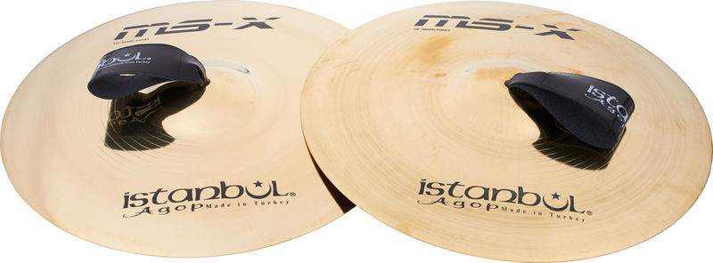 "Istanbul Agop Orchestral Band 16"" MS-X"