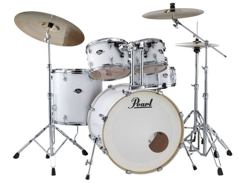 Pearl EXX725FBR/C Export Arc. White