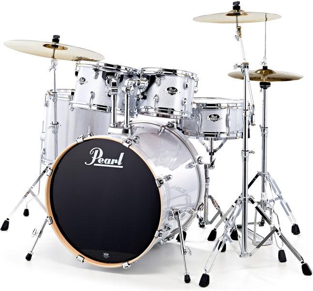 Pearl EXX725FBR/C Export Arc. White