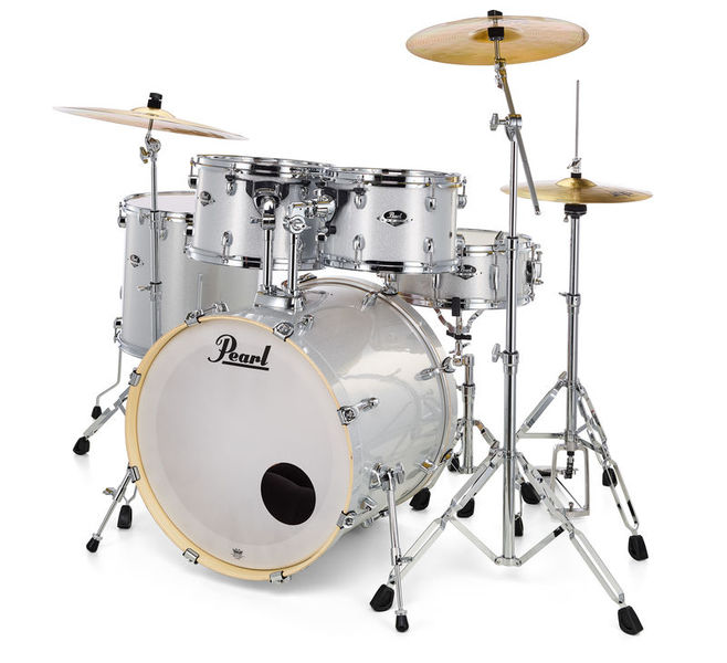 Pearl EXX725SBR/C Export Arc. White