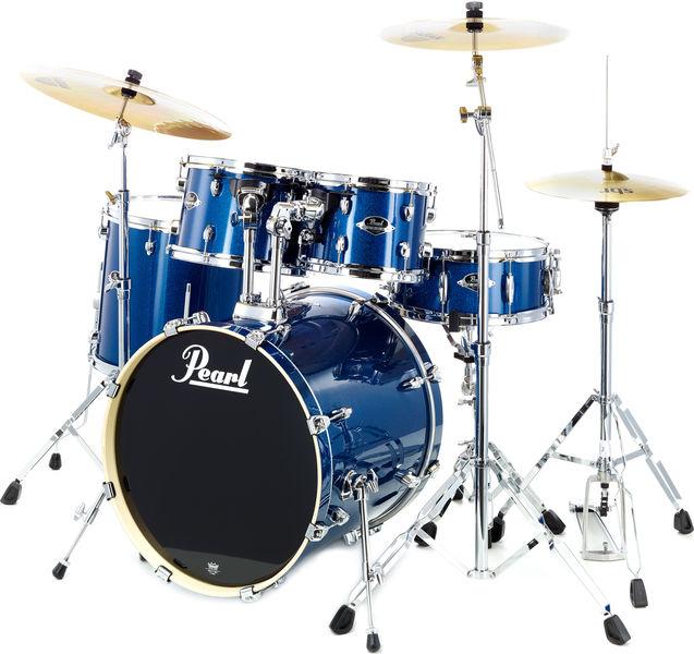 Pearl EXX725SBR/C Export Blue Spark.