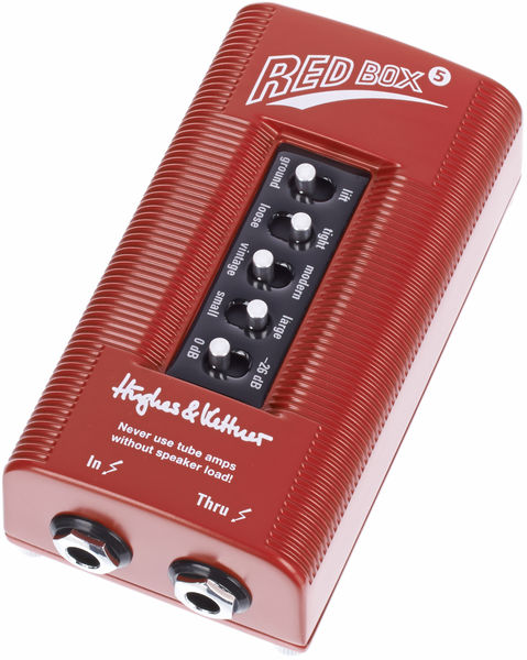 Hughes&Kettner Redbox 5