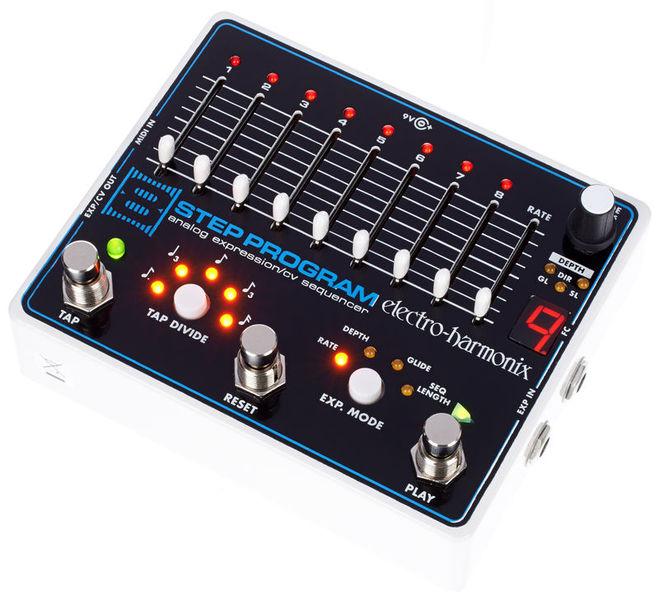 Electro Harmonix 8-Step Programm