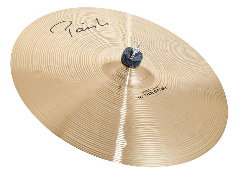 "Paiste 16"" Precision Thin Crash"