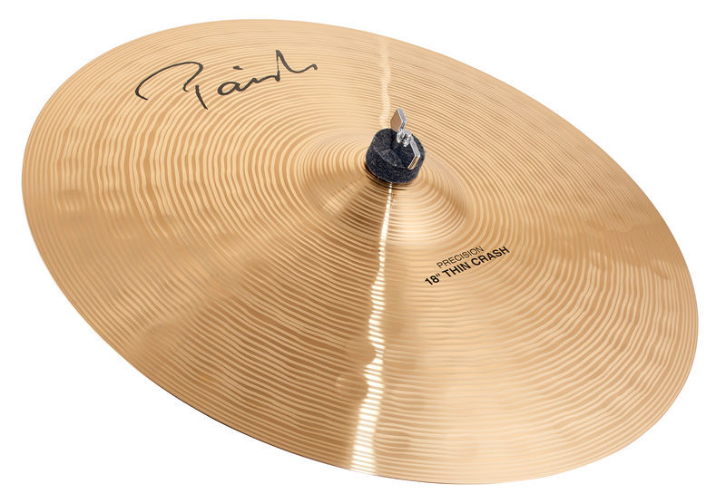 "Paiste 18"" Precision Thin Crash"