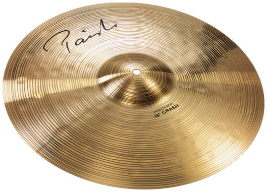 "Paiste 17"" Precision Crash"