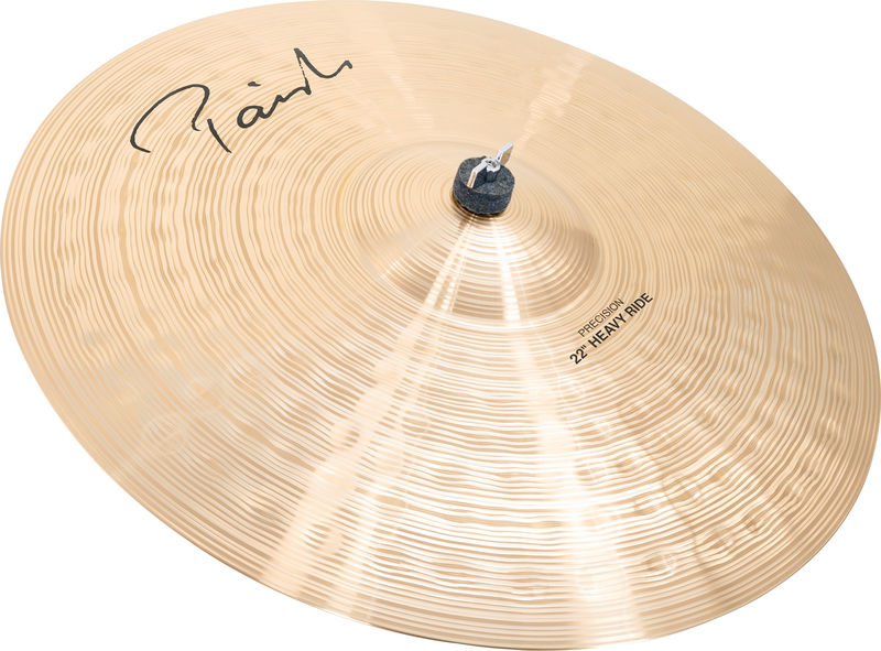 "Paiste 22"" Precision Heavy Ride"