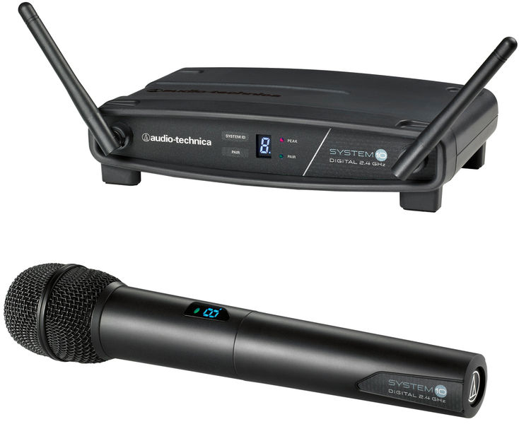 Audio-Technica System 10 Handheld ATW-1102