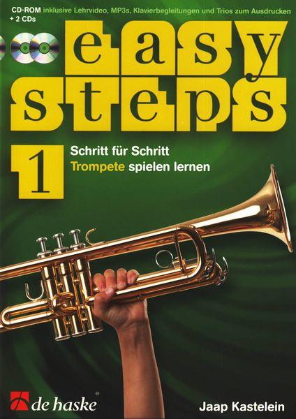 Easy Steps 1 Trumpet De Haske
