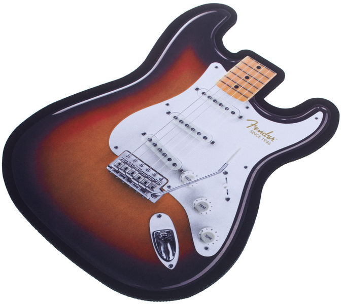 Fender Mouse Pad Strat