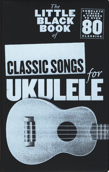 Wise Publications Little Black Book Classic Uku.