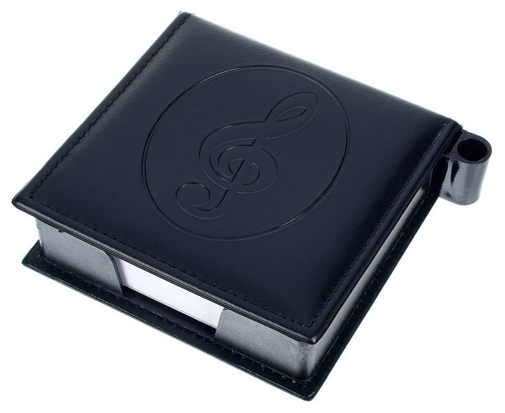 Music Sales Memo pad with pen holder