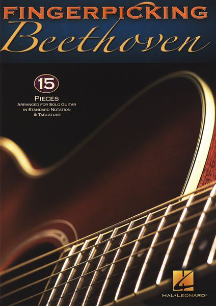 Hal Leonard Fingerpicking Beethoven