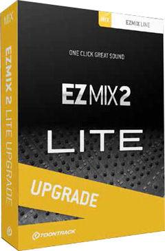 Toontrack EZmix 2 Upgrade Lite