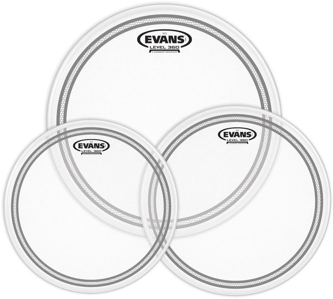 Evans EC2S Standard Set Coated