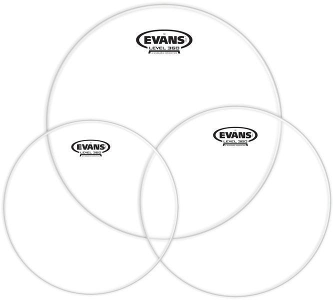 Evans G1 Standard Set Clear