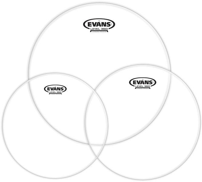 Evans G2 Standard Set clear