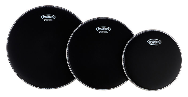 Evans Onyx Studio Set Coated