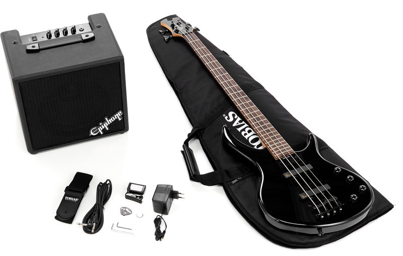 Epiphone Toby Bass Performance Pack